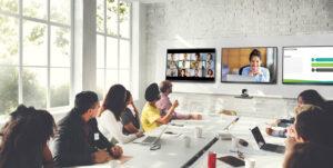 Nova plataforma de vídeo e audio conferência online, mundo!