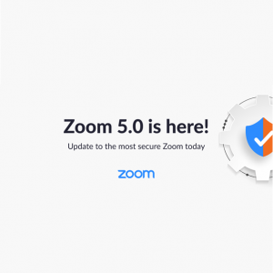 Zoom 5.0 já conta com criptografia GCM