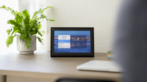 A Zoom progride para as Smart Displays em Casa