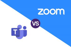 Comparativo Zoom Meeting X Microsoft Teams